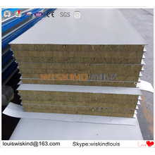 Top Quality Wall Material Rock Wool Composite Board