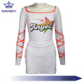 Benutzerdefinierte Long Top Cheer Uniform Varsity