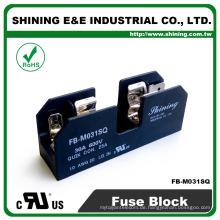 FB-M031SQ gleich Bussmann 600V 30 Amp 1 Pole 10x38 Midget Sicherungshalter