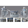 HDJS258 disposable syringe making machine for total production line