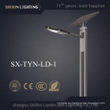 Luz de calle solar al aire libre de 50W 60W 80W LED