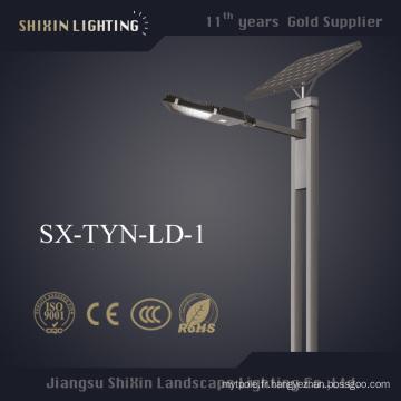 Réverbère solaire extérieur de 50W 60W 80W LED