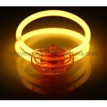New Shape Halloween Glow Pumpkin Bracelet