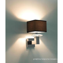 Newly Design Wall Sconce Lamp with Fabric Shade (MB50230-1-170)