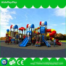 Neue ASTM-Kindervergnügungspark-Spielplatzgeräte für Verkauf (KP16-084A)