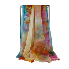 Nueva bufanda 2016 de la gasa de la venta al por mayor de la manera
