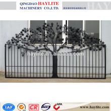 Haylite porte de fer porte battante à vendre