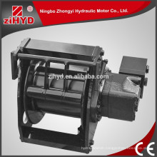 made in China hydraulic hydraulic winch with power pack