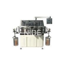Équipement d'enroulement automatique de bobine d'armature de rotor