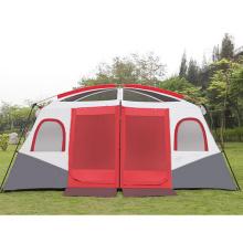 Two Bedroom Camping Rainproof 8-10-12 People Two Bedroom Tent