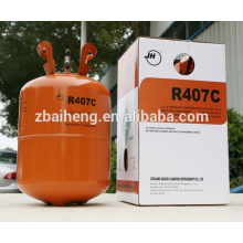 Gás refrigerante misto R407C da China