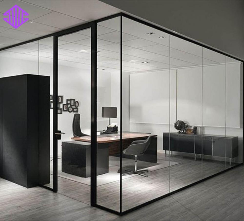 Glass Office Partitions 1