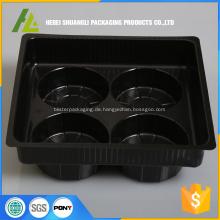 Kunststoffschale für die Verpackung von gefrorenen Dampfbrötchen