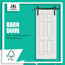 JHK-006-1 Top Mount Bypass Barn Hardware in casa Immagini