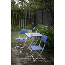 Luxury Durable Easy Cleaning foldable tables and chairs