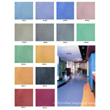PVC Roll Commercial Flooring Office Using