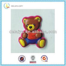 lovely cartoon puffy sticker for bear