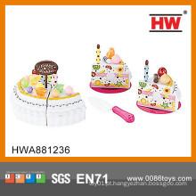 2015 New Popular Play Kids plástico brinquedos de alimentos
