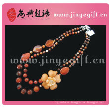 New Cheap Gemstone Handcraft Topaz Zircon Jewelry Set