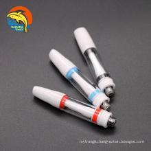 New product CG03 510 thread ceramic coil pen cbd vape carts 0.5ml empty cbd cartridge