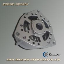 Enduit en aluminium de technologie de bâti en métal pour l'alternateur de camion