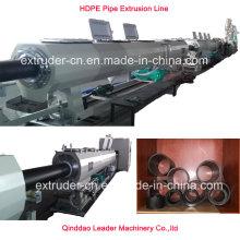 Tubulação do HDPE de PP PPR que faz a máquina