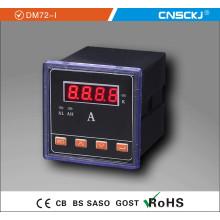 Amperímetro digital LED de alta calidad para corriente continua