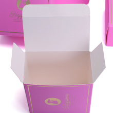Luxury Ivory Ban Candle Box Bao bì