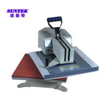 Shaking Head Flatbed Heat Press Machine for Tshirts (ST-4050)
