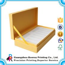 Nuevo diseño hecho a mano Eco papel amigable pastel de luna cajas de impresión