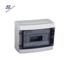 HA 12 way IP65 plastic waterproof outdoor switch box