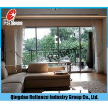 Clear Window Glass/Clear Float Glass for Building