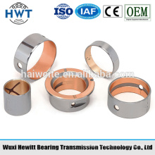 Flanged Bi-metal Slide Bearing Oilless Self Lubricating Bushing for Metal Forming Machine