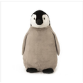 Grey Penguin Plush Toys