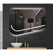 Wall Mounted Hotel Bath Decorativetouch LED Bathroom Mirror