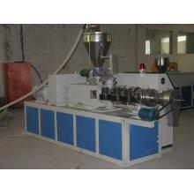 Machine de pelletisation de découpe à chaud en PVC