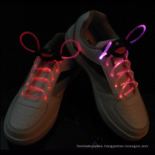 Flash Light Up Strap Disco Party Night Glowing Shoe Strings
