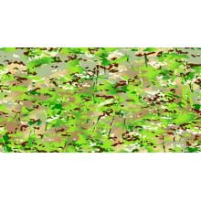 Padrões de Irr multicâmara camuflagem militar tecido