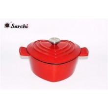 Casserole / Pot de Soupe en forme d'émail