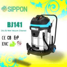 80lL SAA / CB aprobado gran aspirador industrial húmedo y seco