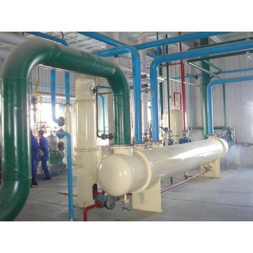 600 t / d ligne de production d'extraction d'huile