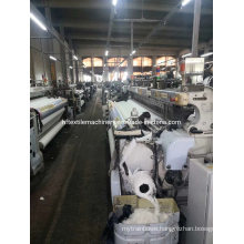Somet Mythos E-Tec Airjet Weaving Loom Width 230cm Year 2007 2861b Dobby Ep11 Positive Cam Textile Machinery