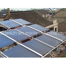 Chauffe-eau solaire de piscine de projet industriel