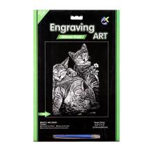 2015 Best-selling Art Supplies Scratch Card