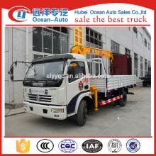 DFAC 3.2T XCMG mini caminhão de guindaste à venda
