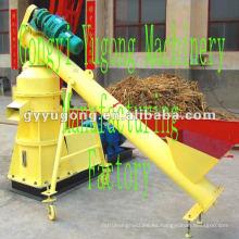 Máquina de compresión de briquetas de aserrín de biomasa