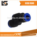 China Made Hardware Accessories for Pneumatic Plastic Tube Fittings