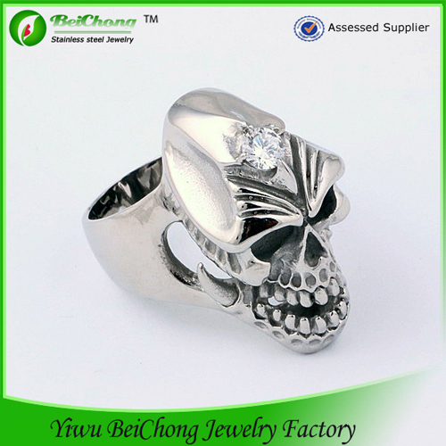 Turkish Man Ring From Silver