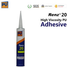 Sellador de poliuretano auto Glass 310ml Renz 20