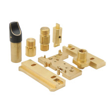 High Precision Brass Parts CNC Machining